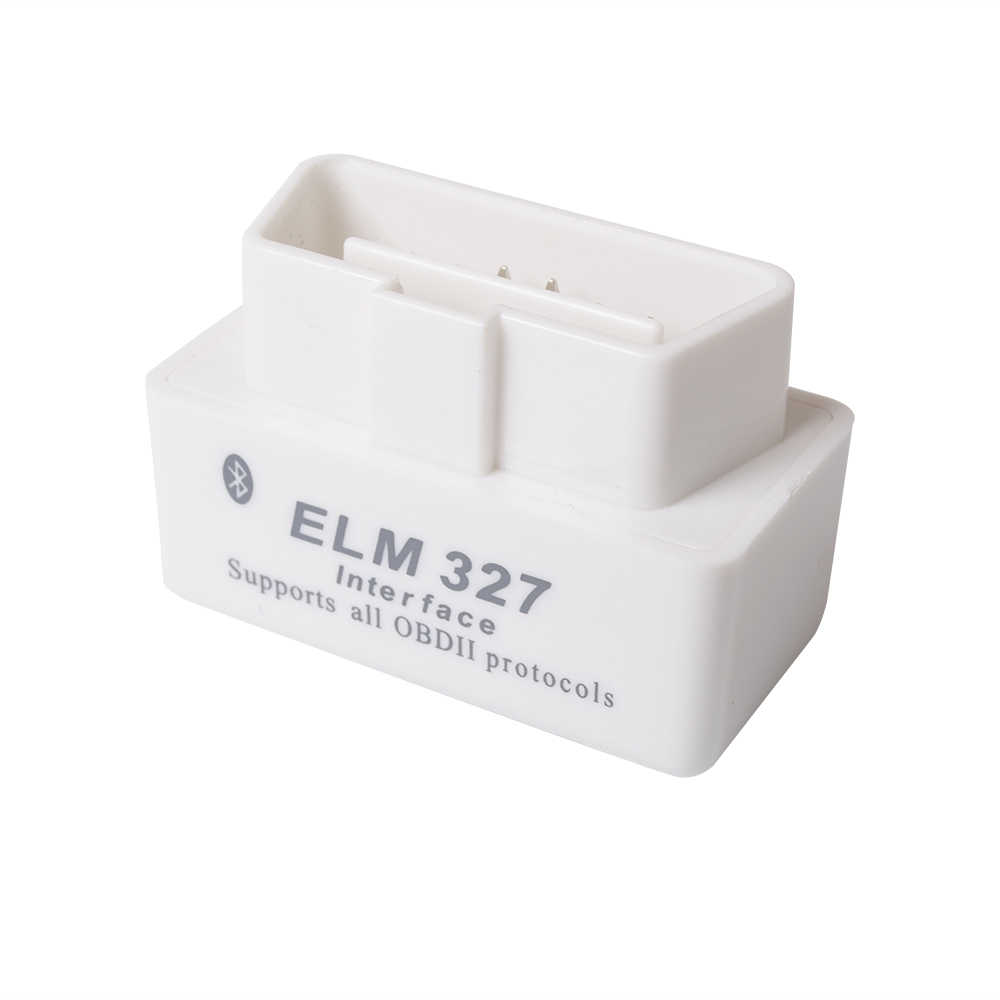 Mejor MINI ELM 327 V1.5 Bluetooth para Android elm 327 Auto OBD2 escáner lector de código de coche herramienta de diagnóstico elm-327 V 1,5 OBD 2 II