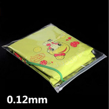 Plastic pack zip lock bags/ Thicken plastic packaging loading trousers,fleece,jacket,big clothes,etc pouchs