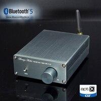 2019 Breeze Audio New BA160 Dual BTL Class D TDA7498E Full Digital Audio Mini Amplifier High Power 160W*2 Bluetooth 5.0 Optional
