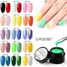 купить T-TIAO CLUB Primer Nail Color Gel Polish Semi Permanent Soak Off UV LED Gel Nail Polish Matte Top Base Coat Gel Varnish Nail Art онлайн