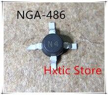 10pcs NGA-486 NGA486 MARKING N4 SMT-86 IC