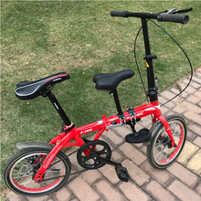 Folding bicycle front child seat electric battery car baby safety accessories