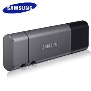 Samsung Flash-Drive Memory-Stick Computer Tablet Smartphone Type-C Usb 3.1 Metal 128GB