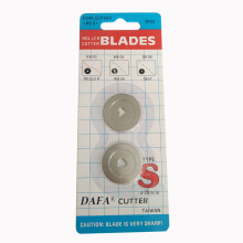 28MM ROTARY CUTTER BLADES for Olfa, Fiskars, Clover and more roller cutter roller knife round blade