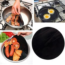 BBQ Grill Mats Baking Mat Non-Stick Heat Resistan Dishwasher Reusable For Barbecue Gas Charcoal Electric Grill Microwave Toaster