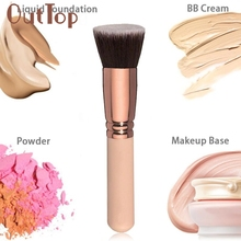 1PC Makeup Brush Cosmetic Brushes Face Nose BB Cream Powder Liquid Foundation Tool Makeup Base FEB8
