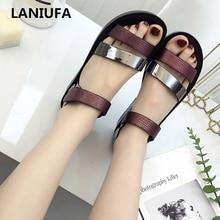 Summer Women Sandals shoes women Casual Gladiator
