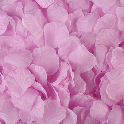2000pcs/lot Wedding Party Accessories Artificial Flower Rose Petal Fake Petals Marriage Decoration For Valentine supplies 23