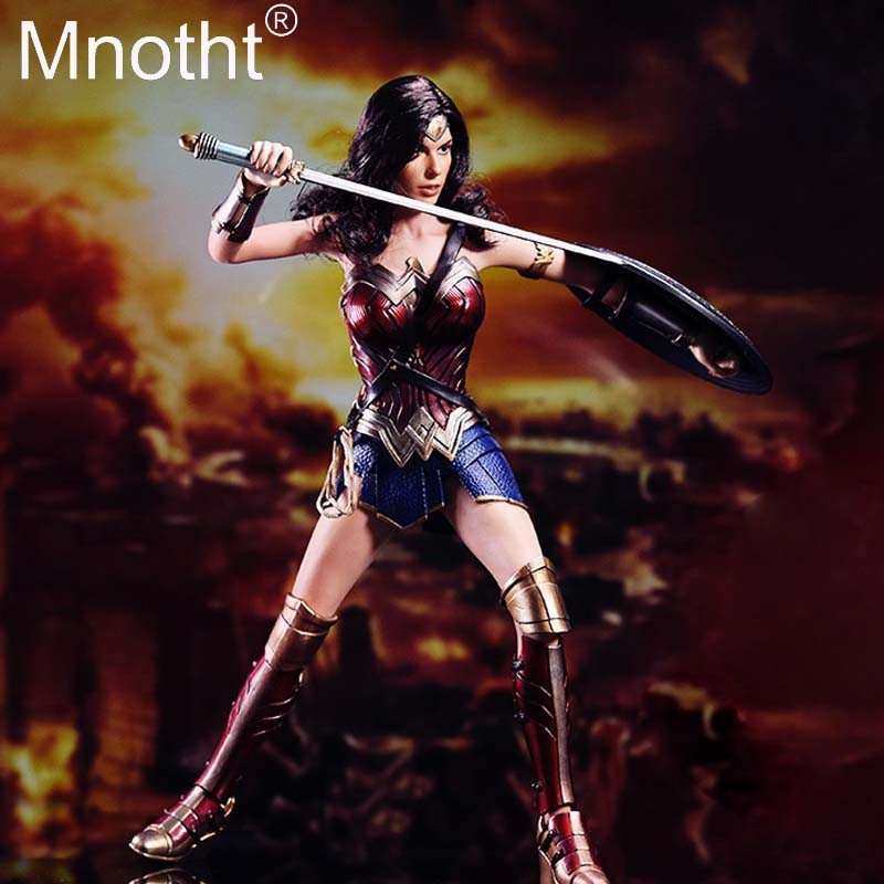 1/6 Scale Figure Movie Wonder Woman amazons AMtoys 1:6 Warrior Collection Full Set Action Figure Hobbies Collection Toys & head