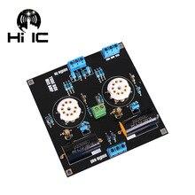 Amplificateur de lampes de préampli Bile préampli Bile tampon HIFI préamplificateur socle sur la fidélité de la musique Circuit de X 10D double 12 30V
