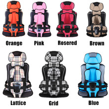 Child Car Seat Car Chair Children Sillas Autos Para Ninos Portable Baby Car Seat Safety Kids Car Seats Child 9-25kg Auto Enfant(China)