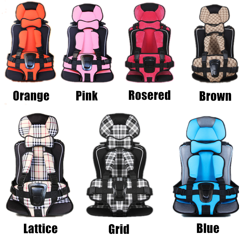 Portable Baby Car Seat Safety Kids Car Seats Child 9-25kg Auto Enfant Child Car Seat Car Chair Children Sillas Autos Para Ninos помада by terry rouge terrybly цвет 302 hot cranberry variant hex name 770925