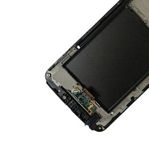 """Image 3 - 5.7 """"aaa lg stylus 3 ls777 m400 m400df m400n m400f m400y lcd 디스플레이 터치 스크린 프레임 수리 키트 교체 + 도구"""