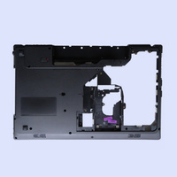 New Black Laptop replacement Bottom Case D Shell for LENOVO G780 G770 17.3 with USB port/without USB port