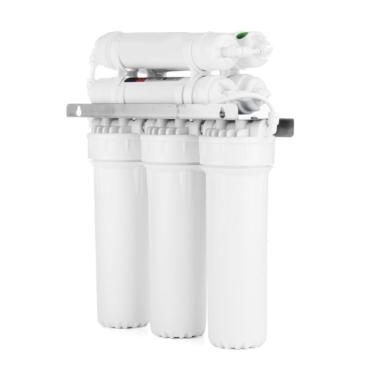 7-etapie System filtrowania wody z zaworem wodociągowym do picia System ultrafiltracji domu kuchnia oczyszczania filtry do wody