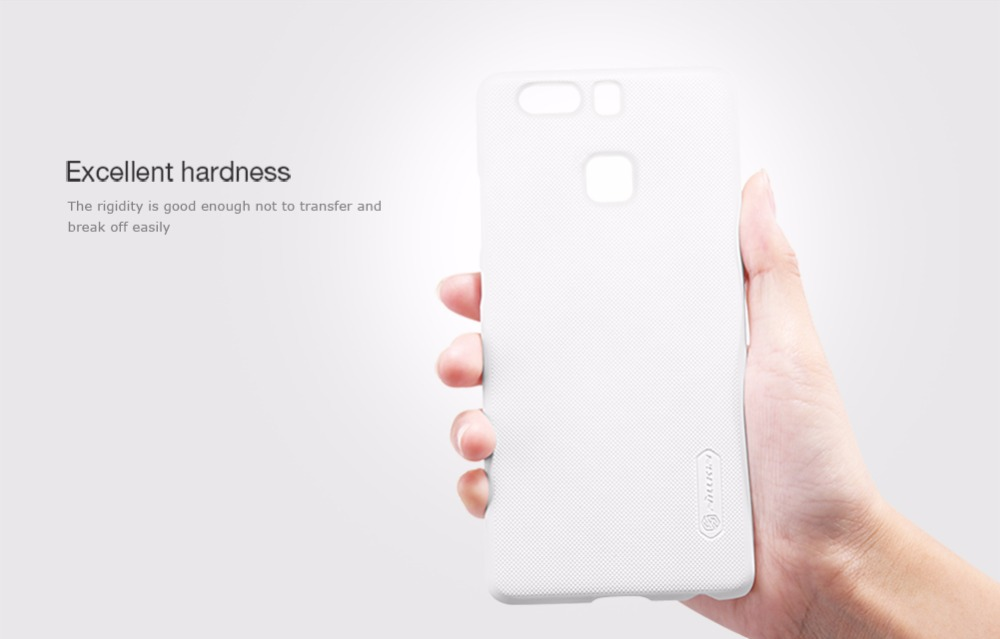 Huawei Ascend P9 Huawei P9 fodral skal NILLKIN Super Frosted Shield - Reservdelar och tillbehör för mobiltelefoner - Foto 2