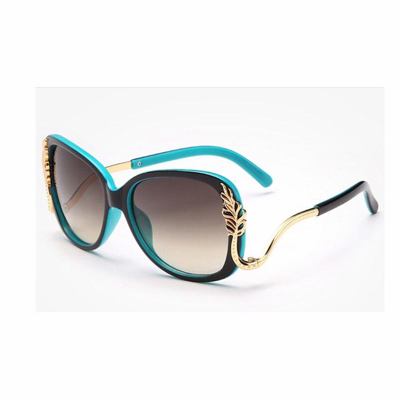 7e810e540 المرأة النظارات النساء العلامة التجارية الشهيرة مصمم النظارات المستقطبة  امرأة الأزياء الفاخرة للنساء uv400 oculos