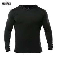 2018 Fashion Hoodies Men S Sweatshirts Sportswear Bodybuilding Fitness Hip Hop Oversized Hoody Sudadera Hombre Pullover