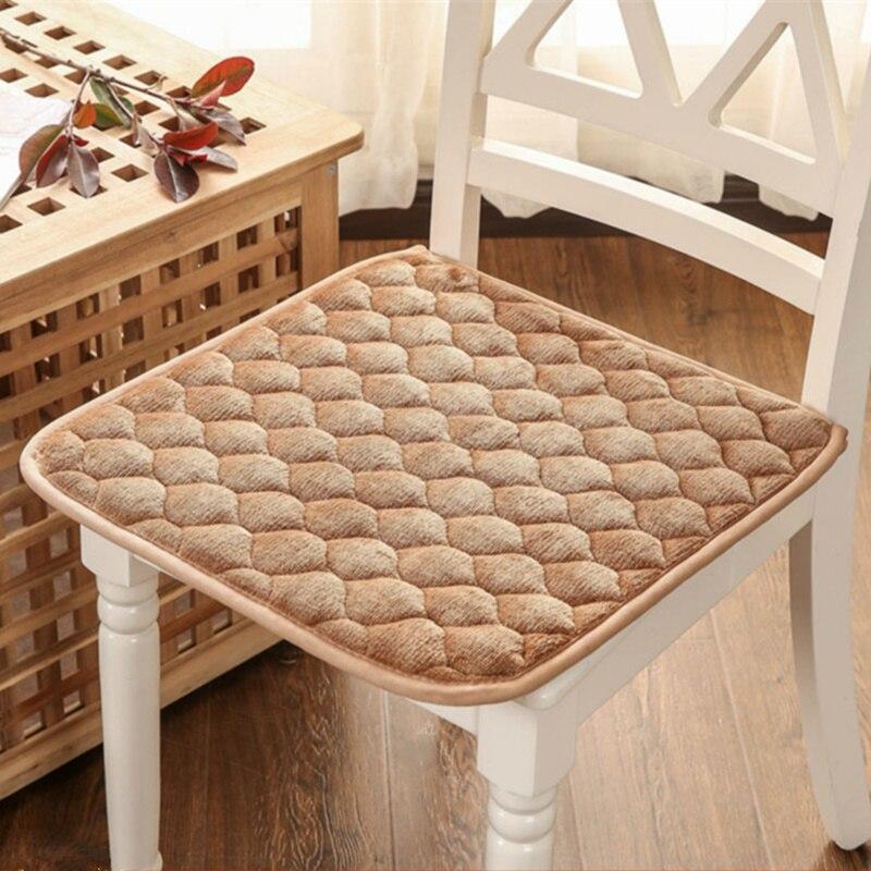 Modern Cheap Car Seat Cushion Dining Mat Pad,1Pcs Kitchen Chair Cushions  Mat,Floor