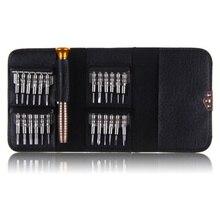 25 в 1 сотовый шуруповерт высокоточная электроника для Torx инструмент для ноутбука ручные инструменты для ремонта ПК Прямая