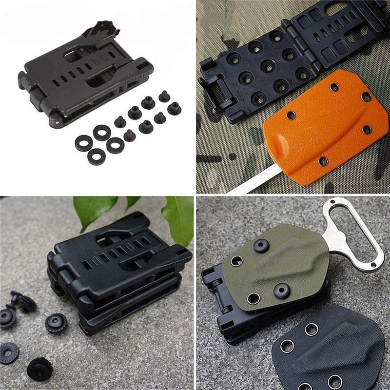 Portable Tek-Lok Gun Holsters Sheath belts attachment w//hardware Black US