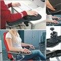 2016 Nova Dupla Rotary Mesas e Cadeiras de Computador de Mão Suporte Da Espuma Da memória/Mouse Pad/Stand Laptop/Mouse bandeja