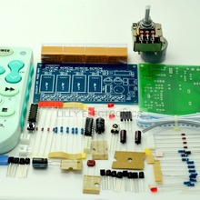Инфракрасный пульт дистанционного объем Управление Панель+ аудио сигнал выбора доска+ комплект для дистанционного