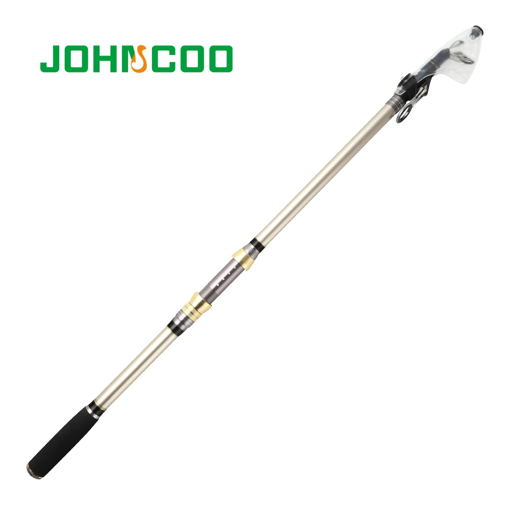 Telescopic Fishing Rod Surf Casting Carbon 2 7m 4 5m Fishing Rod Spinning Fishing Pole Surf