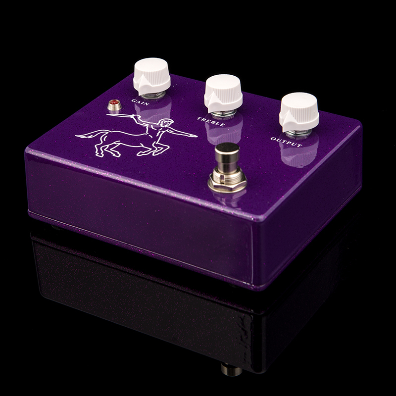 Musical instrument KLON Centaur overdrive electric Guitarra Effect Pedals Professional Overdrive Effect pedal Flash violet футболка print bar bradwarden centaur warrunner