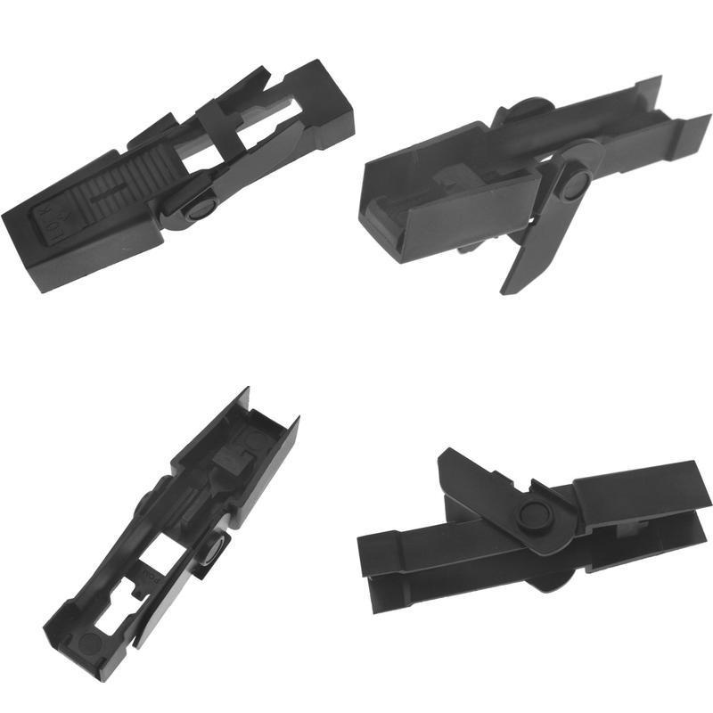 1 pair Car Front Wiper Blade Retaining Clip For Land Rover Discovery 2003 2010 OEM DKW100020 MK2 1998 2004 Auto Accessories in Auto Fastener Clip from Automobiles Motorcycles