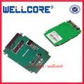 2016 Freeshipping 2.5 inch mSATA to SATA SSD Converter Adapter Card  mSATA Adapter