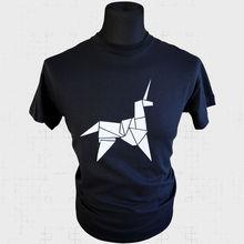 Blade Runner Origami Unicorn T Shirt Super Hero Sci Fi 80s Retro Comic New Shirts Funny Tops Tee Unisex
