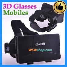 3D Glasses Mobile Phone 3D Virtual Reality Glasses Helmet VR Glasses For Video Oculos 3D Gafas