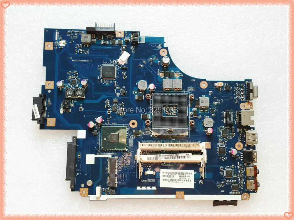 LA-5892P for ACER Aspire 5742 5742G Notebook MBPSV02001 MB.PSV02.001 Laptop Motherboard NEW70 LA-5892P Pga988 DDR3 mba9302001 motherboard for acer aspire 5610 5630 travelmate 4200 4230 la 3081p ide pata hdd tested good