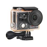 GEEKAM Sports Waterproof Camera 4K HD Camera WIFI Underwater Sports DV Digital Camera MINI Camcorder DVR Mini video camera