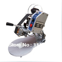 New 2014 Manual Hot Foil Stamp Date Coder DY 8 with English letter + numbers +three lines printing