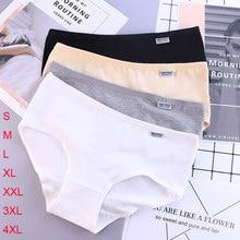 d2f58cf15f17 Women's Panties Cotton Solid Grils Briefs Plus Size Underwear Women Sexy Lingerie  Lady Underpants Lenceria Mujer Shorts Calcinha