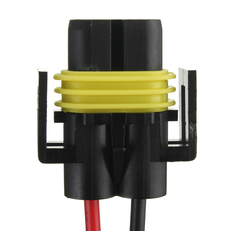 aliexpress com buy h8 h11 female adapter wiring harness socket aliexpress com buy h8 h11 female adapter wiring harness socket car auto wire connector cable plug for hid led headlight fog light lamp bulb from reliable