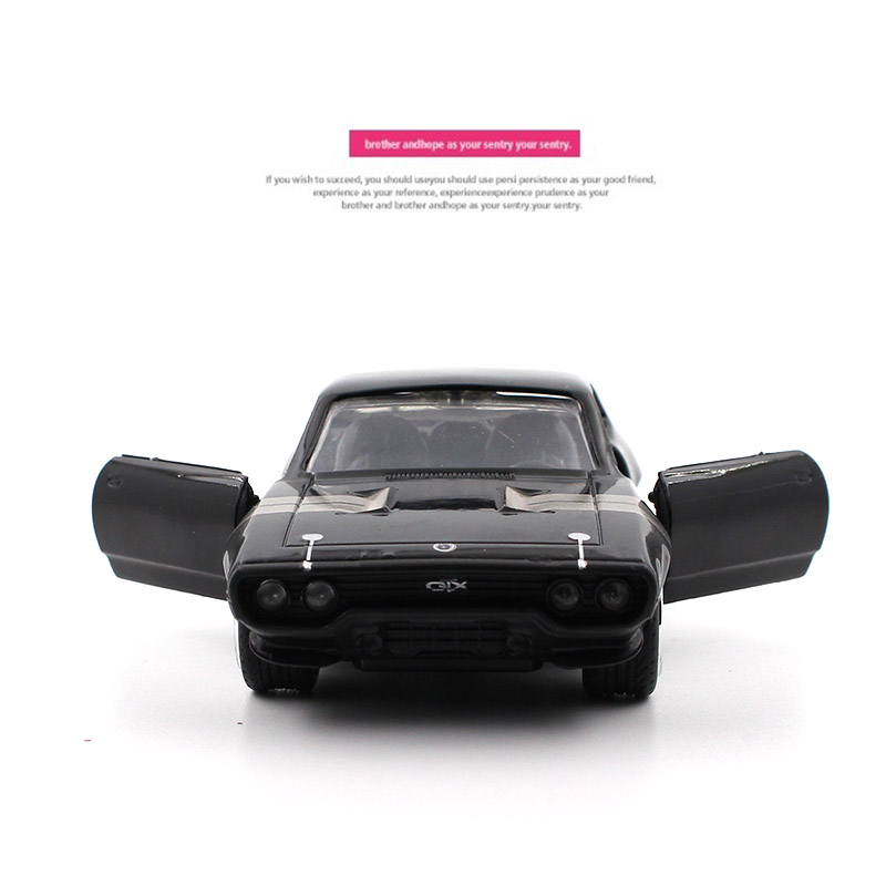 1:32 kids toys F8 Plymouth GTX classic cars metallic material die ...