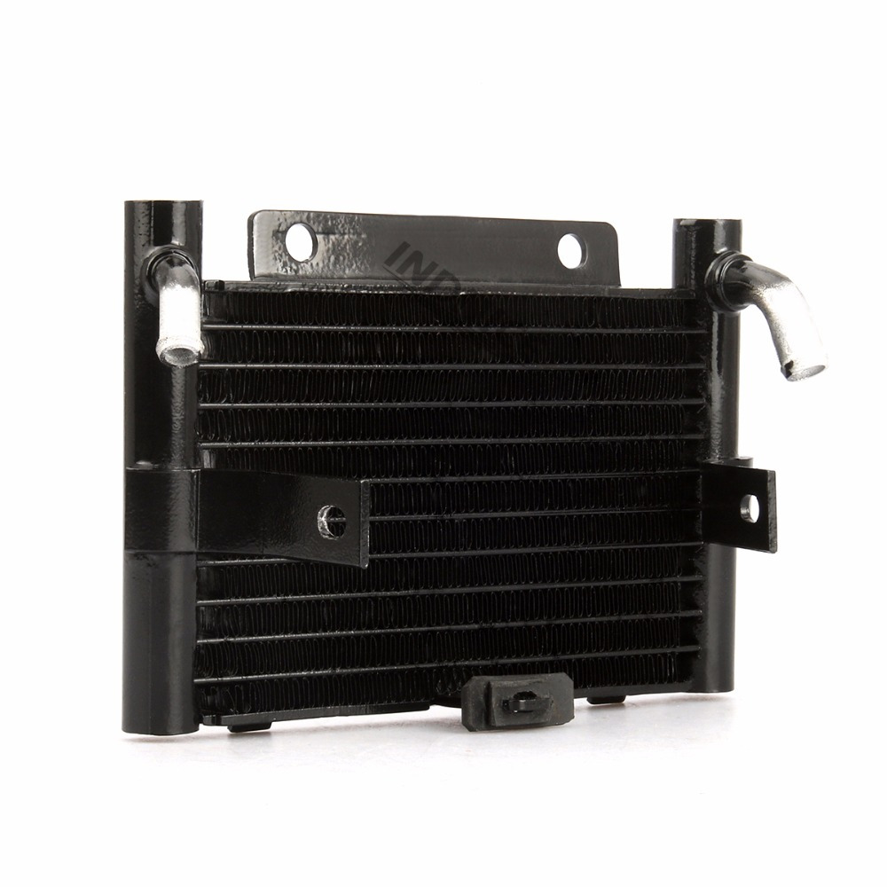 Motorcycle Oil Cooler Radiator For harley touring Water Cooling Replacement For Harley Road King Special FLHRXS FLHR FLHTCU FLHX rsd motorcycle 5 hole beveled derby cover aluminum for harley touring flh t 2016 2017 for flhtcul and flhtkl 2015 2016 2017