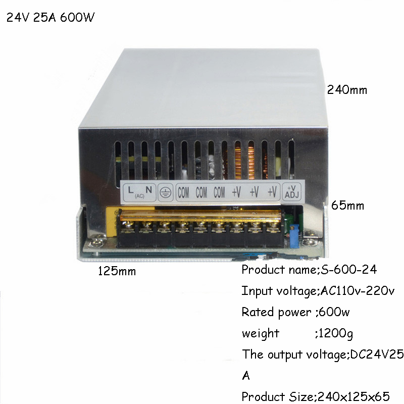 24V25A