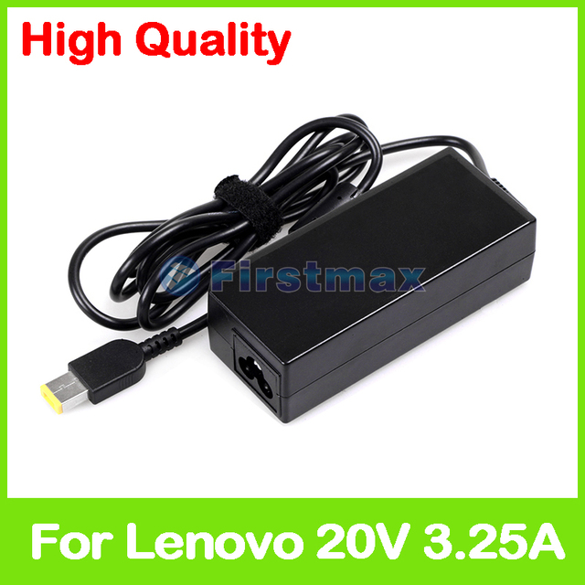 65W 20V 3.25A laptop ac adapter for Lenovo IdeaPad 300-15ISK 300-17ISK 300S-11IBR 300S-14 500-15 500S-13ISK 500S-15ISK charger