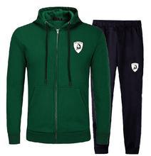 Мужская спортивная куртка Спортивный пиджак Спортивный пиджак Комплект брюк Беговые штаны Спортивные