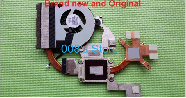 Original New CPU Cooler Fan And Heatsink For Acer Aspire 5552G 5552 5740G 5740 5741 5741G 5741ZG 5251 Gateway NV53 AT0C9001SS0