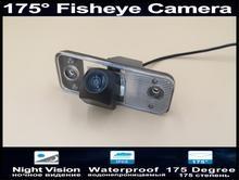 цена на Reverse Camera 175 Degree 1080P Fisheye Parking Car Rear view Camera For Hyundai Azera SantaFe Santa Fe IX45 2009 2010 2011 2012