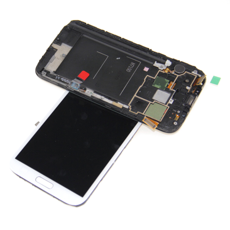 For-samsung-note2-N7100-lcd-32