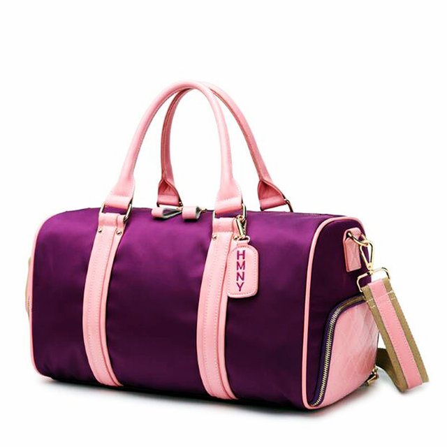 New Style Women Oxford Gym Bag Large Capacity Ladies Shopping Working  Handbag Multifunctional Waterproof Dry Bag Girl Yoga Bags cf31812ecc