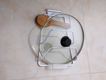 Solid pot pot rack shelf space aluminum kitchen, took the water box sweeten the pot