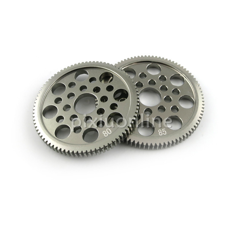 1pc J167 80/85T Delicate Aluminum Alloy Gear 0.5 module for DIY Model Making Free Shipping Russia 10pcs lot k780 multi hole angle iron hole diameter 2 05mm for diy model making free shipping russia