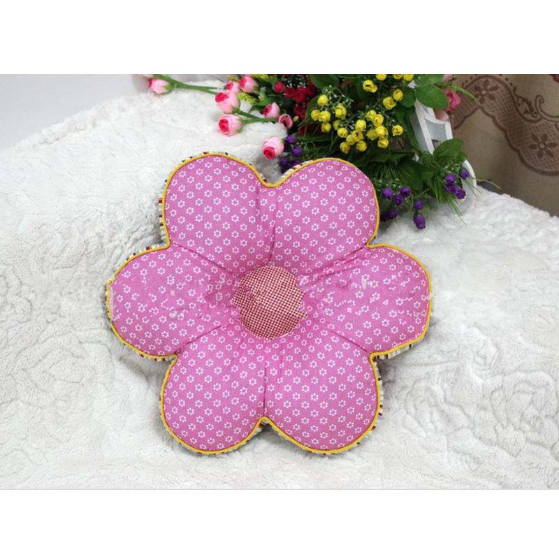 High Quality HearTogether Lifelike Flower Shaped Pillow Multipurpose Car Office Home Seat  Chair Back Cushion Seat Cushion Nap Hold Pillow In Cushion From Home U0026  Garden ...
